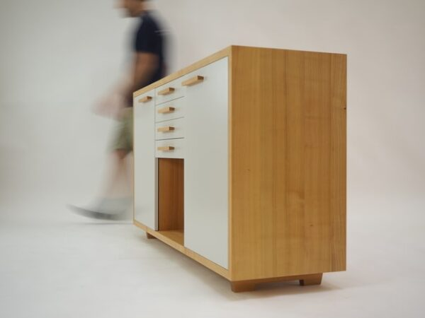 tapeta drewniana